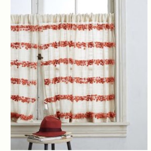 Anthropologie Other Cafe Curtain Poshmark